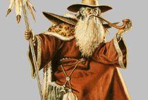 Elminster cosplay