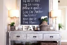 Entry ideas / by Sammey Strachan