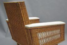 Corde / osier / bambou
