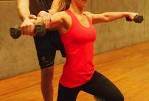 Fitness / by Christine Maria