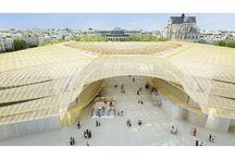 Arch./:Projects/Les Halles