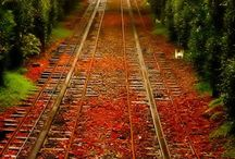 Road, Railway...