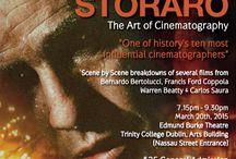 Masterclass / Masterclass with the amazing, legendary cinematographer Vittorio Storaro