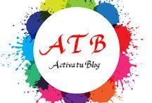 #ATBFeb Tag www.activatublog.es / Blogger