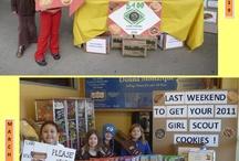 Girl Scouts / by Jennifer Lockhart