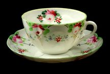 Vintage Tea Party! / What little girl doesn't love a tea party?  ... and aren't we all little girls sometimes? / by Charmings Vintage Glass and Collectibles