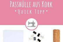 DIYs aus Kork / Verarbeitung von Kork
