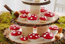 ladybug/spring/woodland birthday ideas / by Samantha Reiner