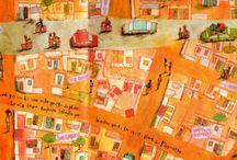 Illustration Afrique / Illustration inspirée ou relative à la thématique africaine