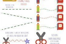 Preschooler Fun / by Jessica Crawford