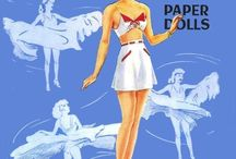 Celebrity Circle Paper dolls / by vanessa mosby