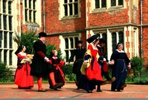 A Taste of Events at Kentwell / From the UK's largest Re-Creation of Tudor life to multi-period re-enactments and specially themed weekends, there's always something happening at Kentwell Hall in Suffolk!  All the latest event information can be found here: http://www.kentwell.co.uk
