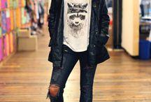 Black / Clothe