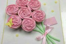 pasteles para mamas
