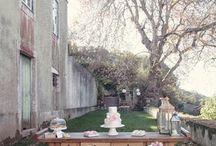 Vintage details / My Vintage Wedding Portugal - The Quinta | Sintra, Lisbon - Portugal