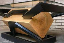 Mesas futuristas
