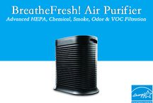 BreatheFresh! Air Purifiers