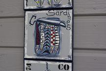 les sardines tableau
