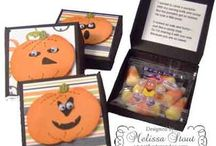 Halloween/fall cards / by Lisa Moravec