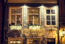cozy restaurants