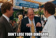 Isadorable Dinosaur