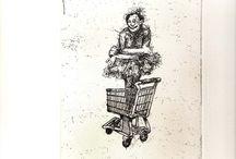 Sergio Garval / En sus pinturas, los acabados lisos y las transiciones graduales en los planos corporales ceden el paso a los brochazos impulsivos y un tanto expresionistas - See more at: http://www.galeriamonicasaucedo.com/artista/sergio-garval/70#sthash.AmWPkwFi.dpuf