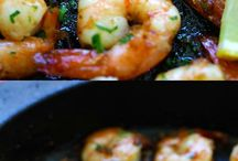 Shrimp / fish recipe