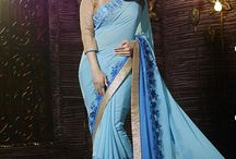 All Time Favorites Georgette Sarees