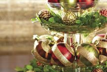 "Christmas - Tablescapes / by Christmas ""I'm crazy bout Christmas!"""