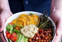 Chow / Vegan food