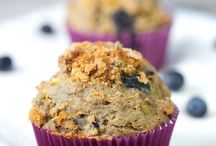Gluten Free Quickbreads, Muffins and Baked Donuts