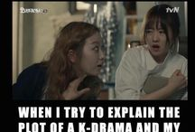 REAL problems in k-drama world