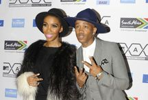 Celebs: South African celebs / South African celebrities, singers, musicians and socialites