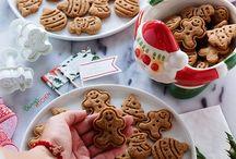 ginger kurabiye