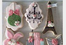 biscoitos meninas
