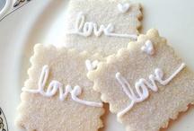 Wedding cookies / by Dorothy Shomin