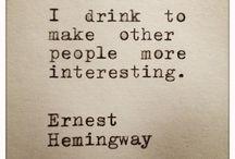 Drinking Antics