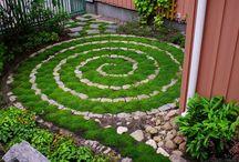 Gardens Layrinth