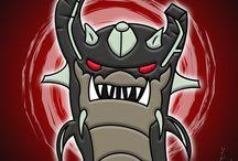 cimetul demonic