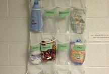 Church nursery ideas / by Celia Jacobus