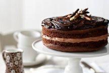 British Bake Off inspired cake recipes! / The Great British Bake Off inspired cake recipes!