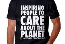 National Geographic Tshirt