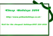 cheap holidays 2014