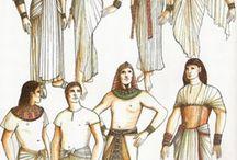 Egyiptomi ruházat