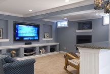 Basement ideas / by Maggie Stevenson
