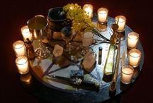 Paganism & Witchcraft / by Marquette Bowers