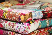 Things to make- Cushions and rugs / by Meg Chetter