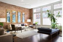 Interiors and houses / by Practically Fashion
