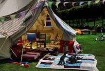 Glamping for Lou