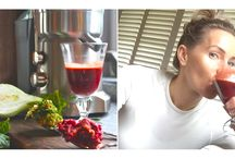 Smoothies & Drinks healthy and fresh / Drankjes zonder alcohol, without alcohol, smoothies.